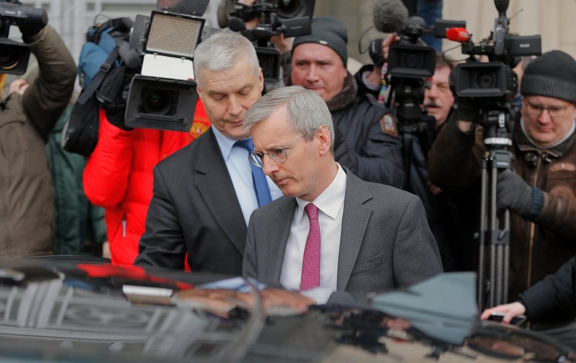 Rusia reitera su inocencia en el caso Skripal y dice que no acepta ultimátums