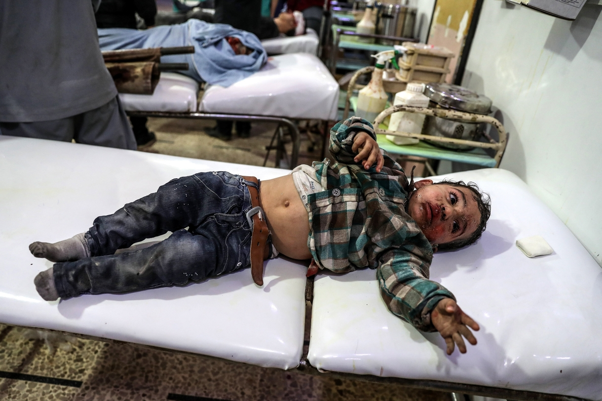 Siria cumple siete años en plena guerra civil