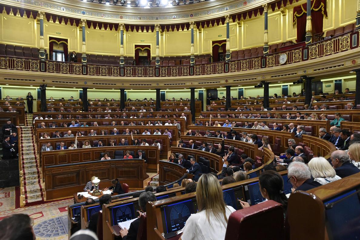 El Congreso debate hoy los planes del PP y Ciudadanos para endurecer la prisión permanente