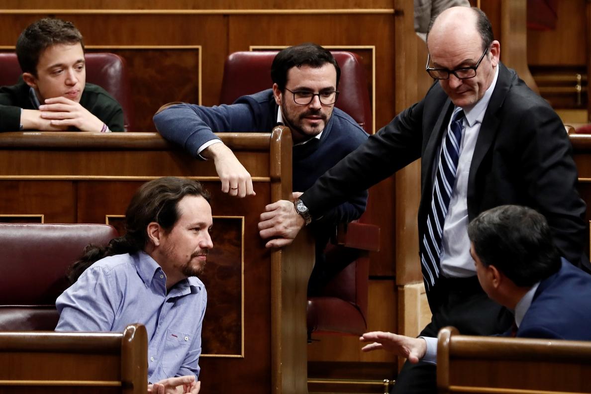 PP y Cs ruegan al PSOE que se abstenga para no derogar prisión permanente