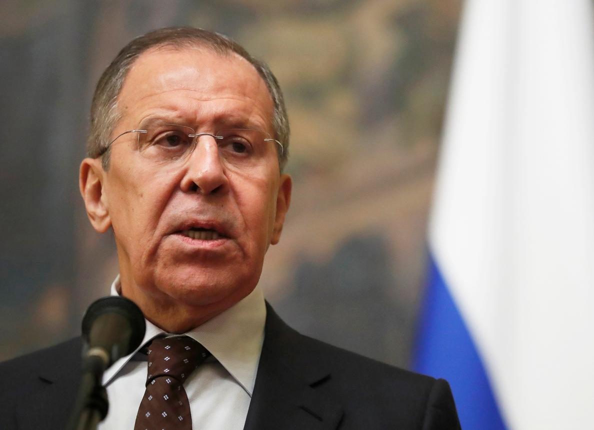 Lavrov promete una pronta respuesta a la expulsión de los diplomáticos rusos