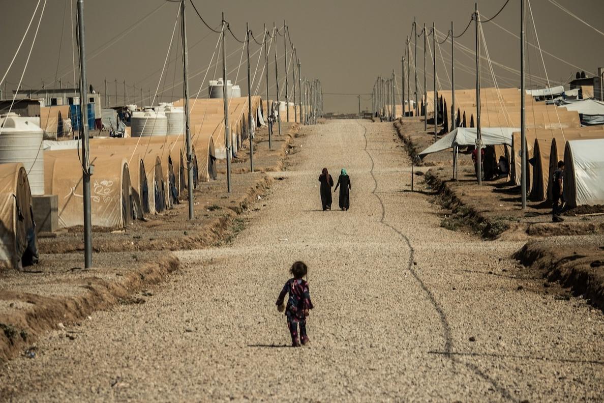 La violencia persigue a los niños sirios en su día a día incluso en zonas seguras, según World Vision