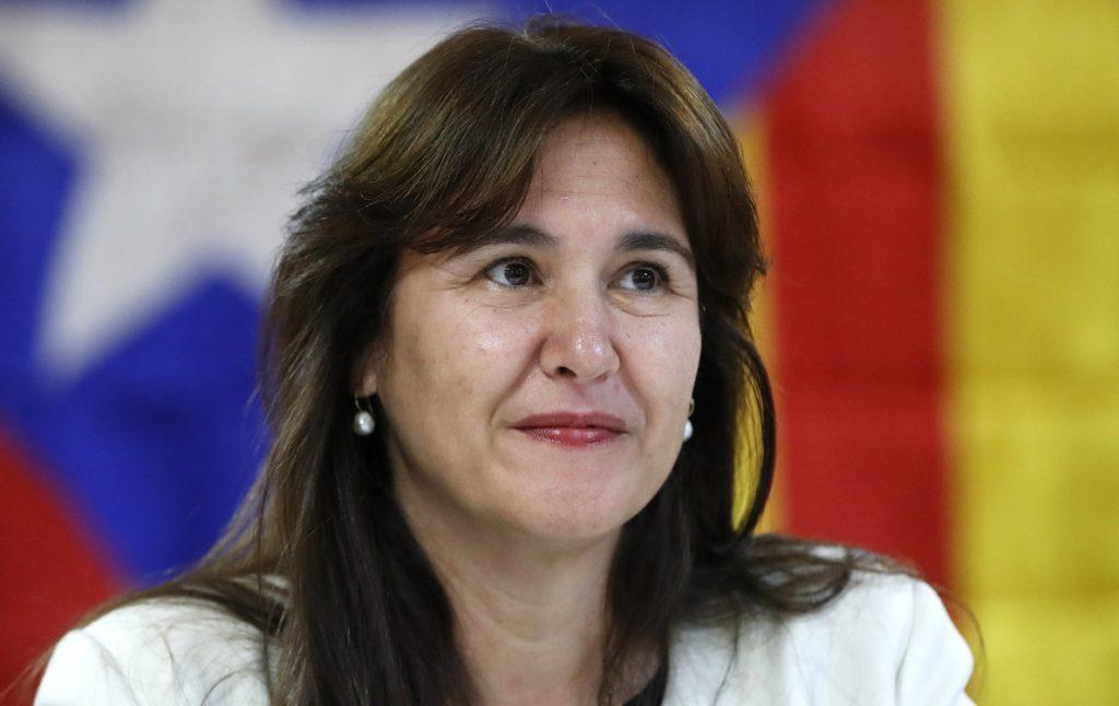 Borràs (JxCat) afirma que las negociaciones con la CUP «progresan»