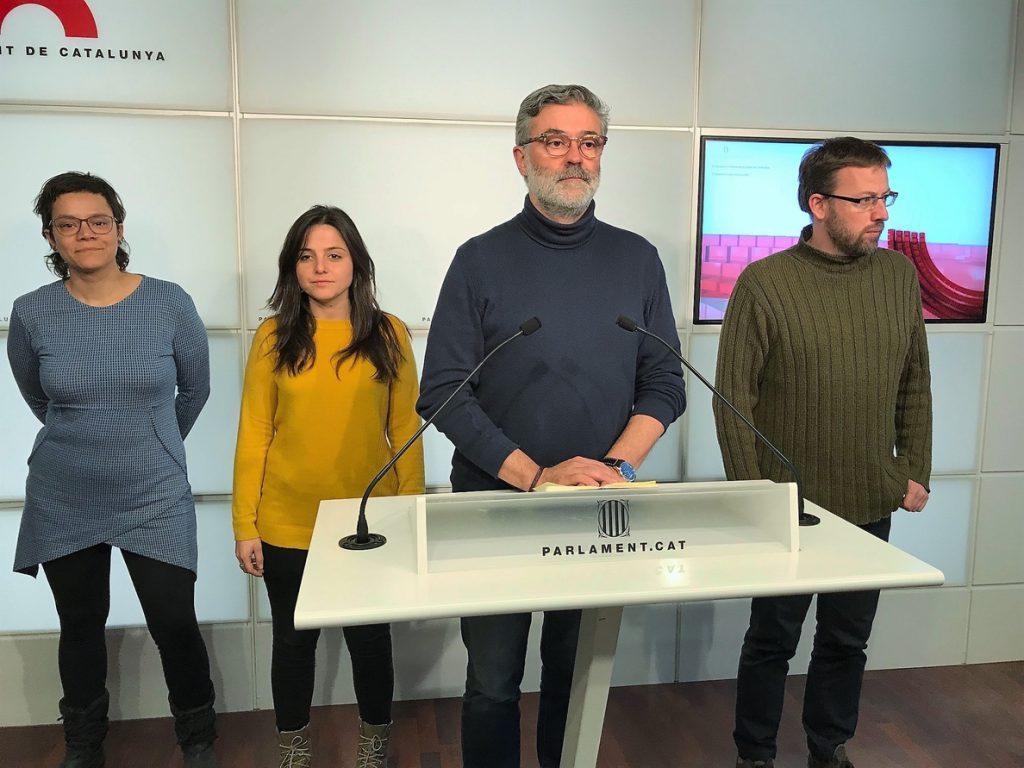 La CUP no ha recibido una nueva propuesta de JxCat y ERC y mantiene su abstención a Sànchez