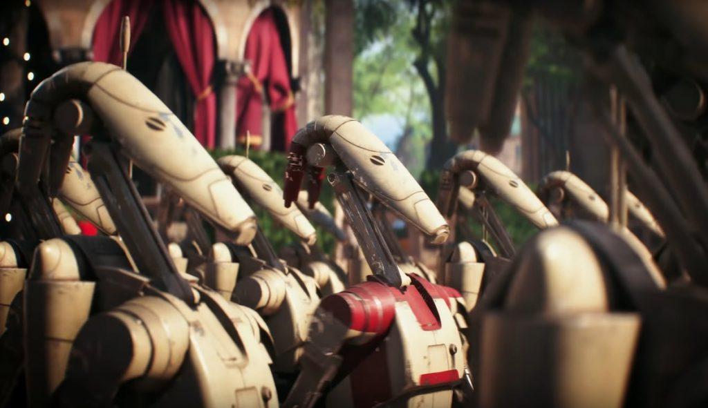 EA modifica el sistema de cajas de botín en Star War: Battlefront 2 para que no puedan comprarse