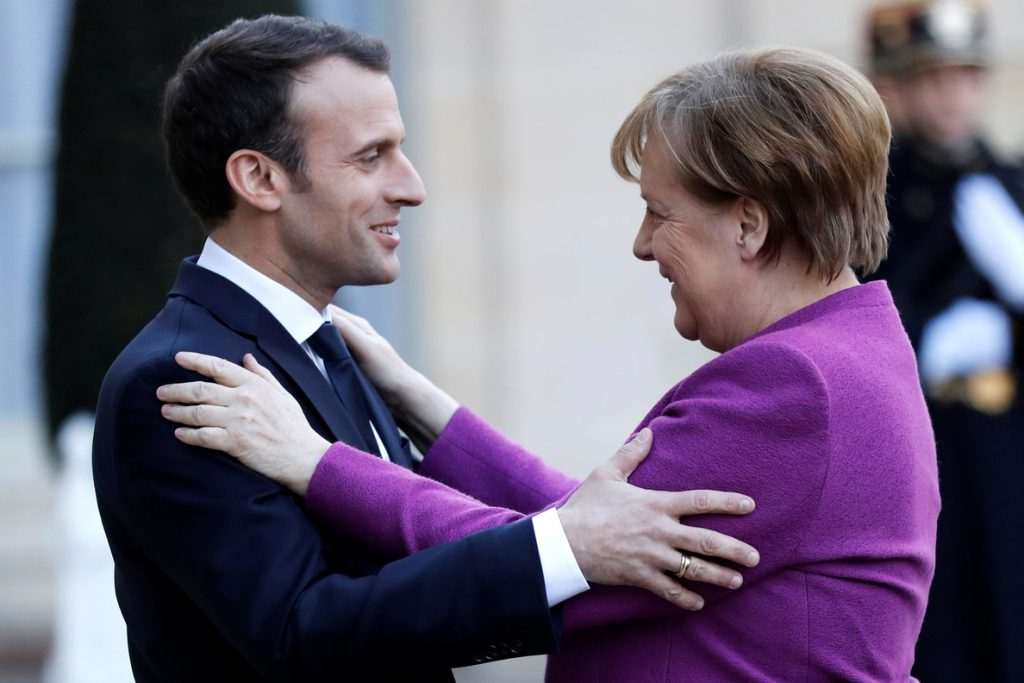 Francia y Alemania propondrán en junio una «hoja de ruta» para refundar la UE