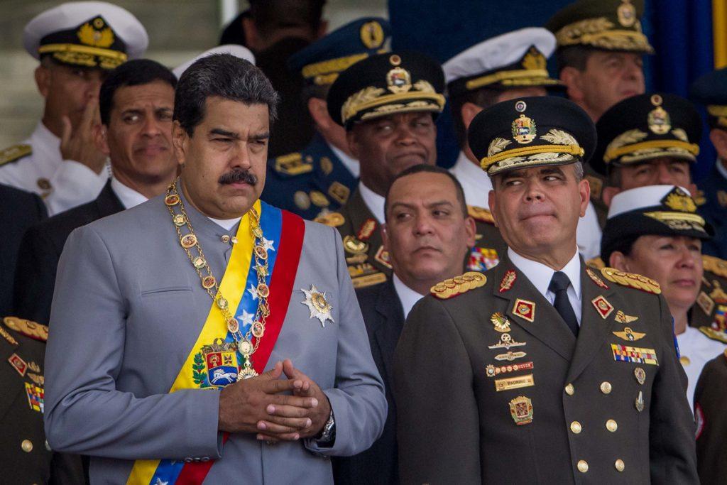Investigan supuestos planes de rebelión militar contra Maduro en Venezuela