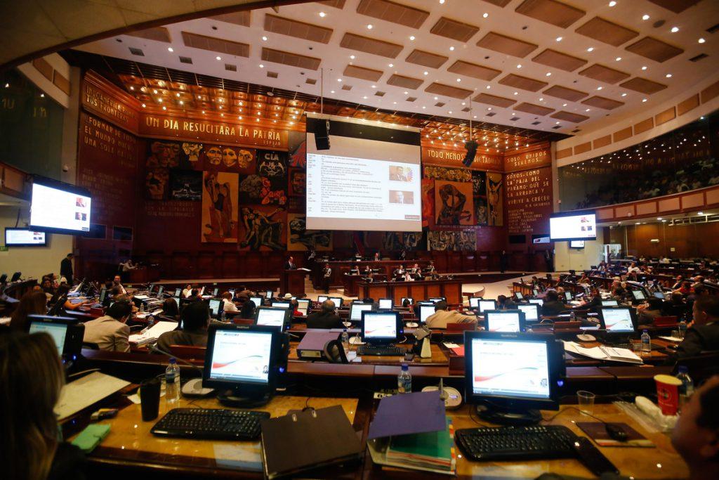 El Parlamento de Ecuador deroga la Ley de Plusvalía, un emblema del correísmo