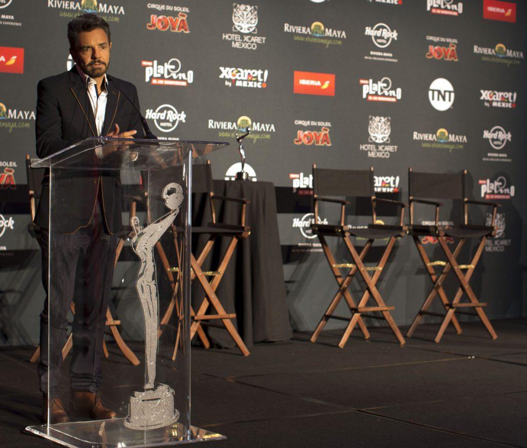 Derbez, sobre la diversidad en Hollywood: «Todo empieza por los ejecutivos»