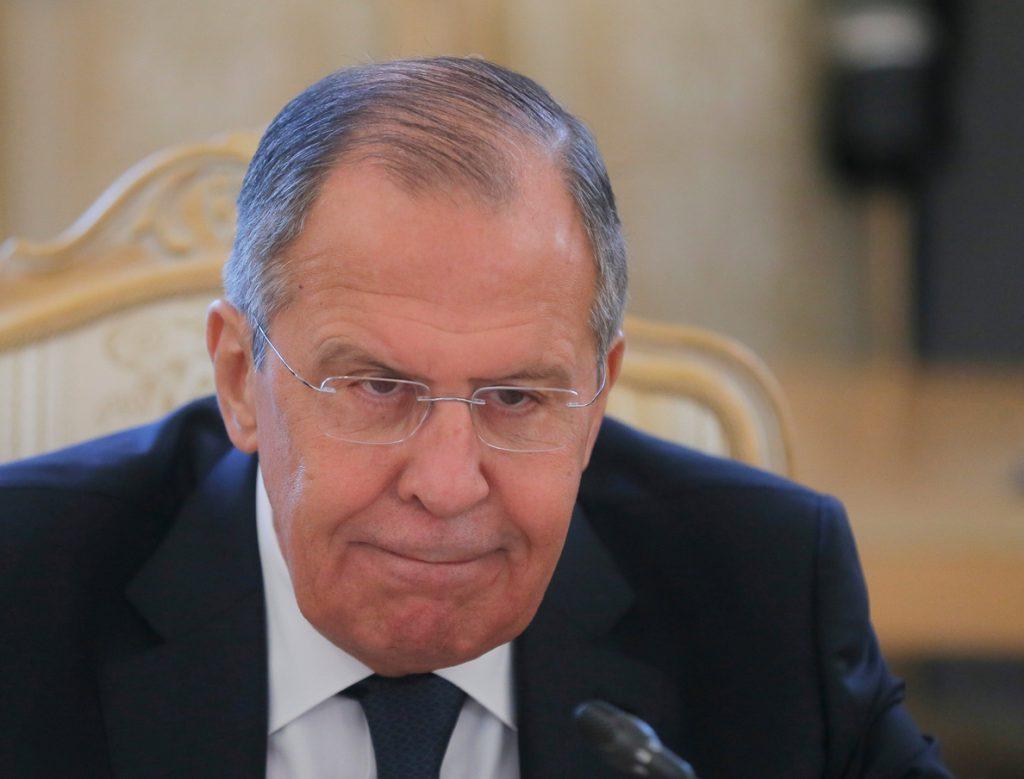 Lavrov acusa a Reino Unido y Francia de desplegar fuerzas de elite en Siria