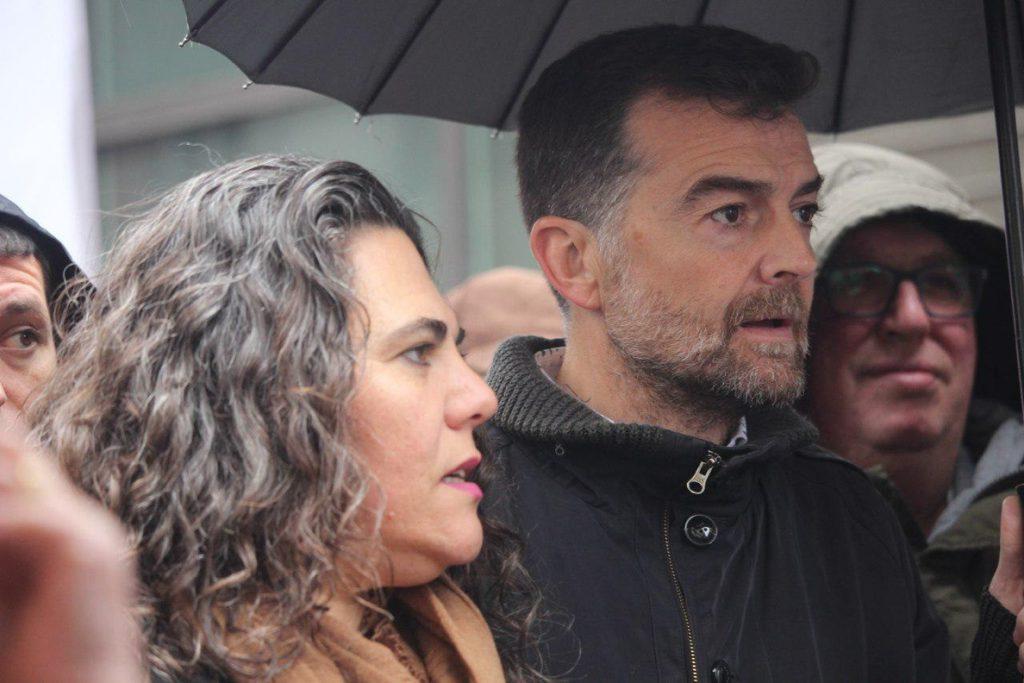 Maíllo (IU) celebra el «clamor unívoco» en las manifestaciones por unas pensiones públicas dignas