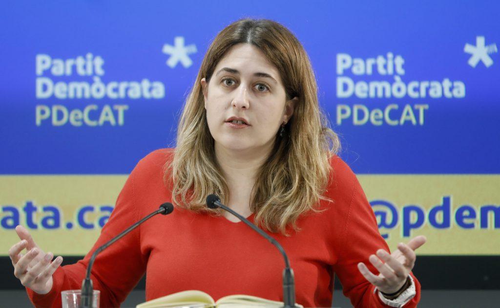 El PDeCAT llama a «iniciar la legislatura» para recuperar el autogobierno