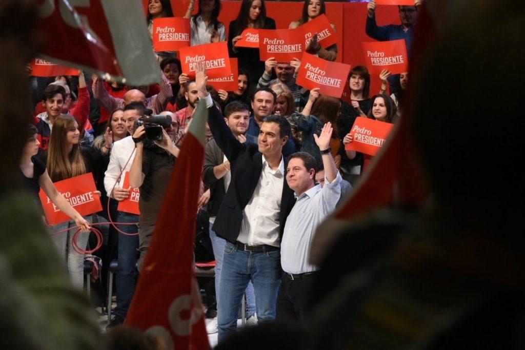 Los 'barones' del PSOE se reivindican frente al PP y piden confianza en sí mismos para gobernar España