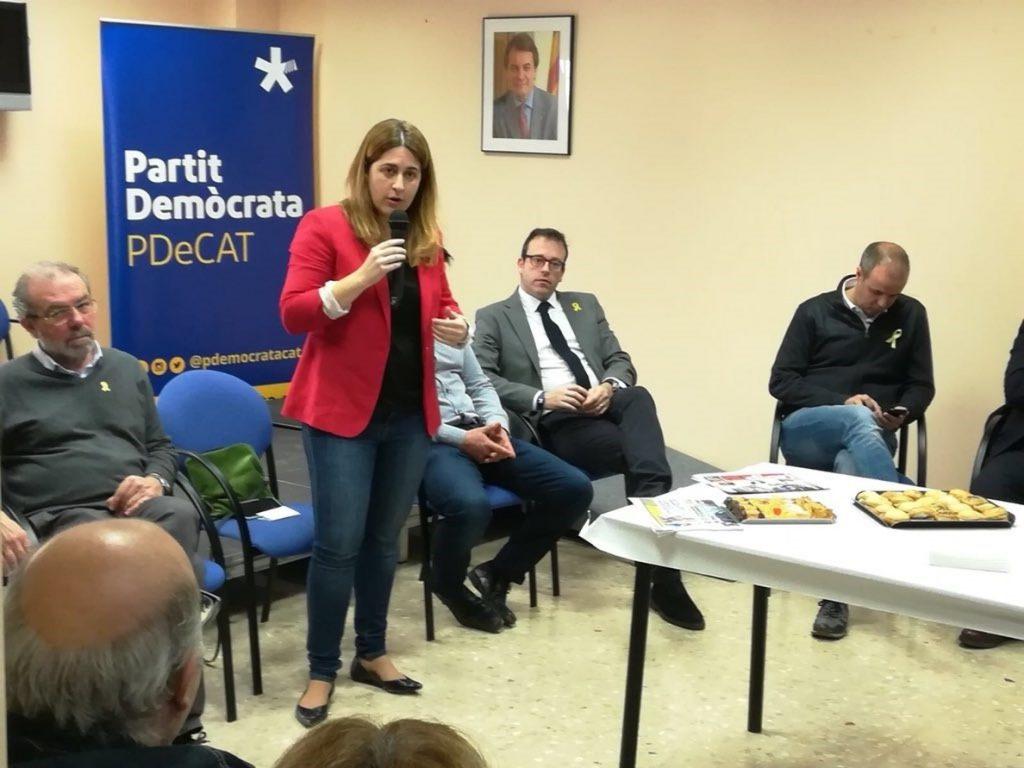 Pascal (PDeCAT) pide iniciar la legislatura para «dar estabilidad» a Cataluña