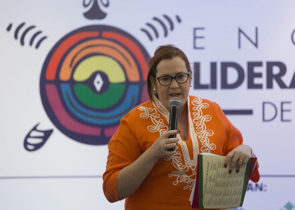 «La violencia contra la mujer es un tema de poder», dice ministra dominicana