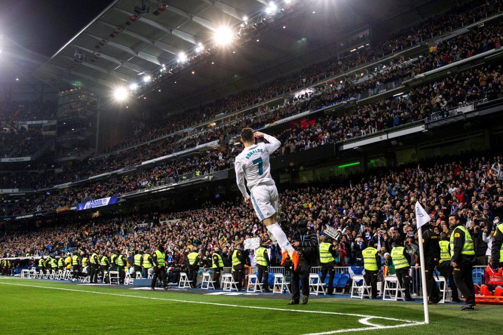 Cristiano Ronaldo golpea con cuatro goles el descaro del Girona (6-3)
