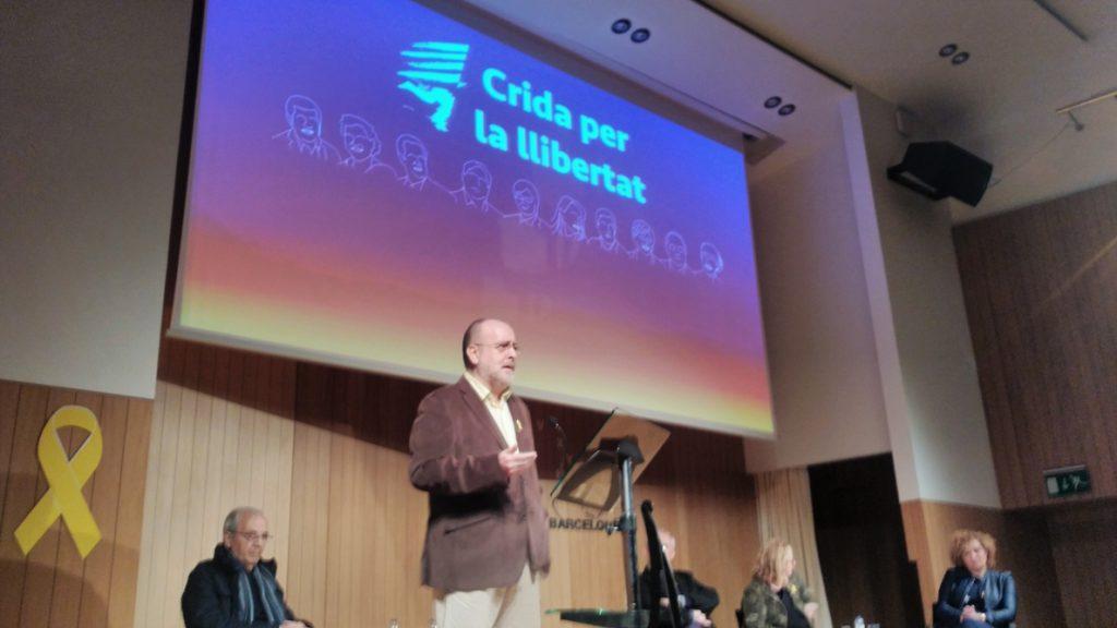 La Crida per la Llibertat anuncia acciones en Cataluña para señalar «todos los espacios de ocupación»