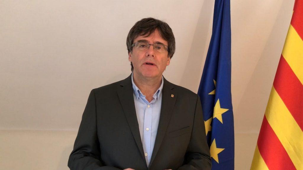 Puigdemont asegura que «no suspendería la declaración de independencia» si se repitiese el proceso