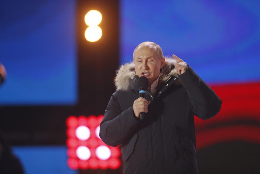 Putin dice que Rusia no tiene el agente químico que envenenó a Skripal
