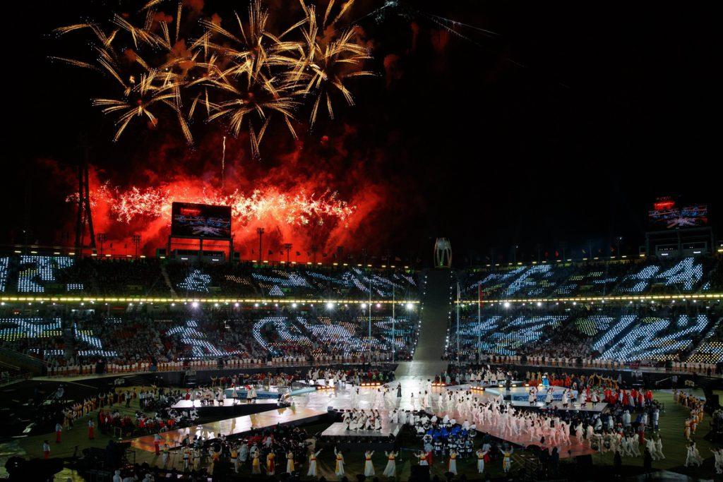 Medallero general de los Juegos Paralímpicos de invierno de PyeongChang