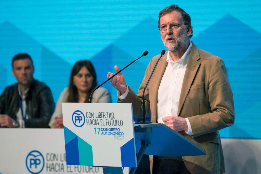 Rajoy augura una subida de pensiones y reprocha a la oposición «promesas falsas»