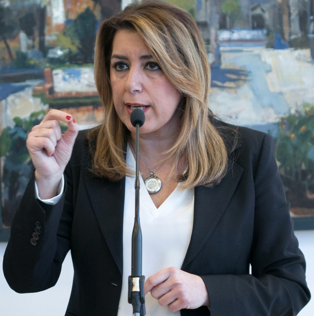 Susana Díaz y Zoido abordan este lunes en Sevilla medidas contra el narcotráfico en el Campo de Gibraltar