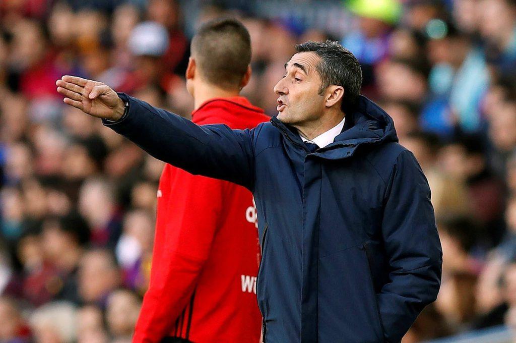 Valverde: «En el primer tiempo hemos sido brillantes; en el segundo, sólidos»