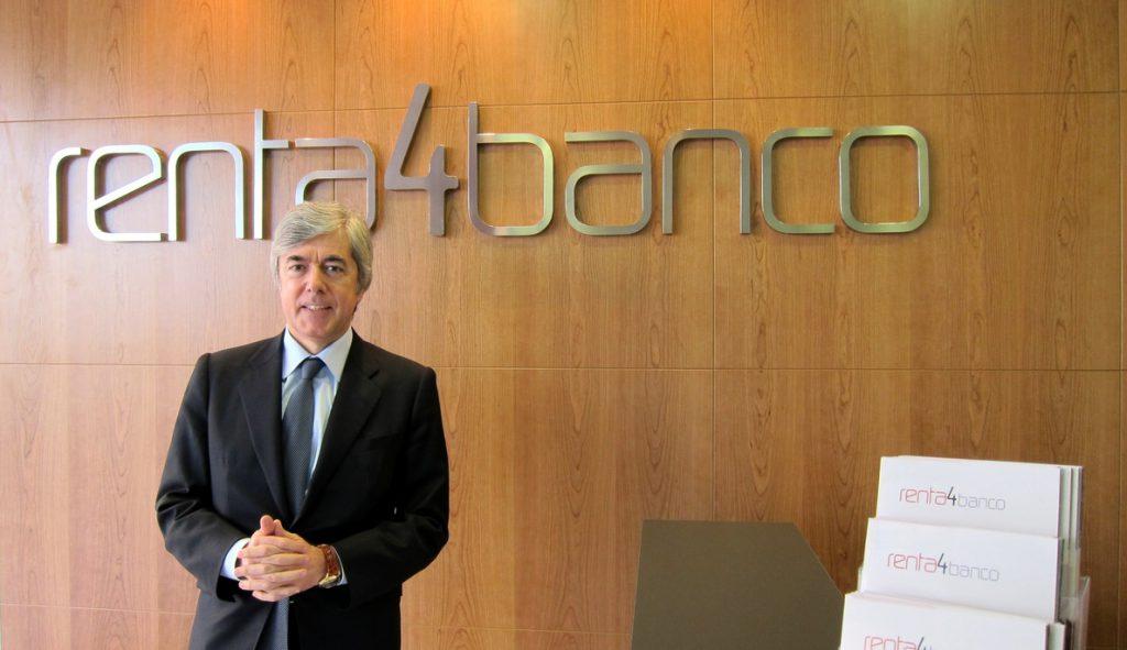 BME nombrará consejero al presidente de Renta 4 Banco, Juan Carlos Ureta