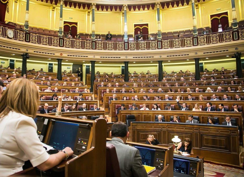 El Congreso ya tiene aprobado que el sueldo de los diputados subirá como mínimo un 1,5% si hay Presupuestos