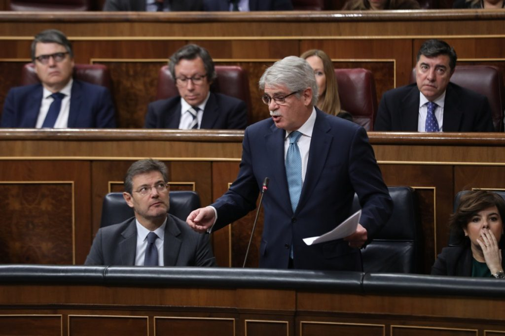 Dastis confía en lograr un acuerdo con Reino Unido sobre Gibraltar antes de octubre