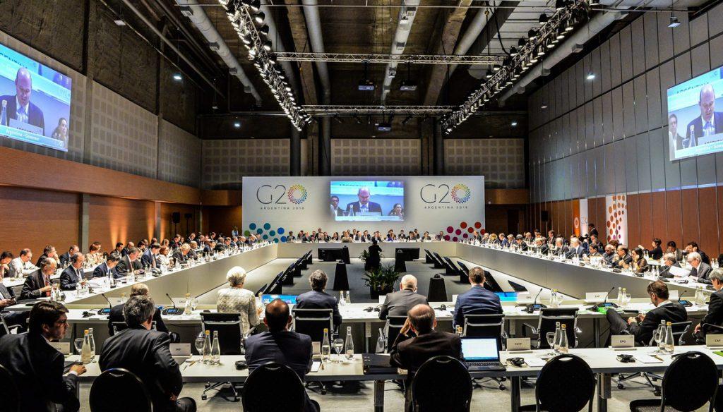 El G20 debate las medidas para abordar la «tragedia económica y humanitaria» venezolana