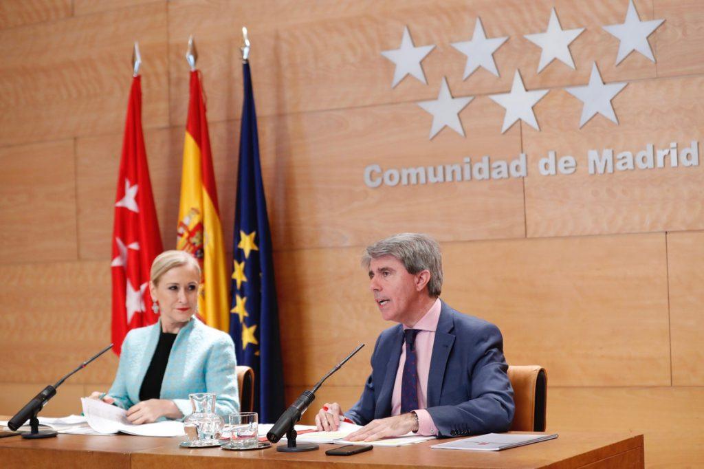 El juez rechaza el recurso del PSOE para que la Comunidad de Madrid entregue las actas del Canal a la oposición
