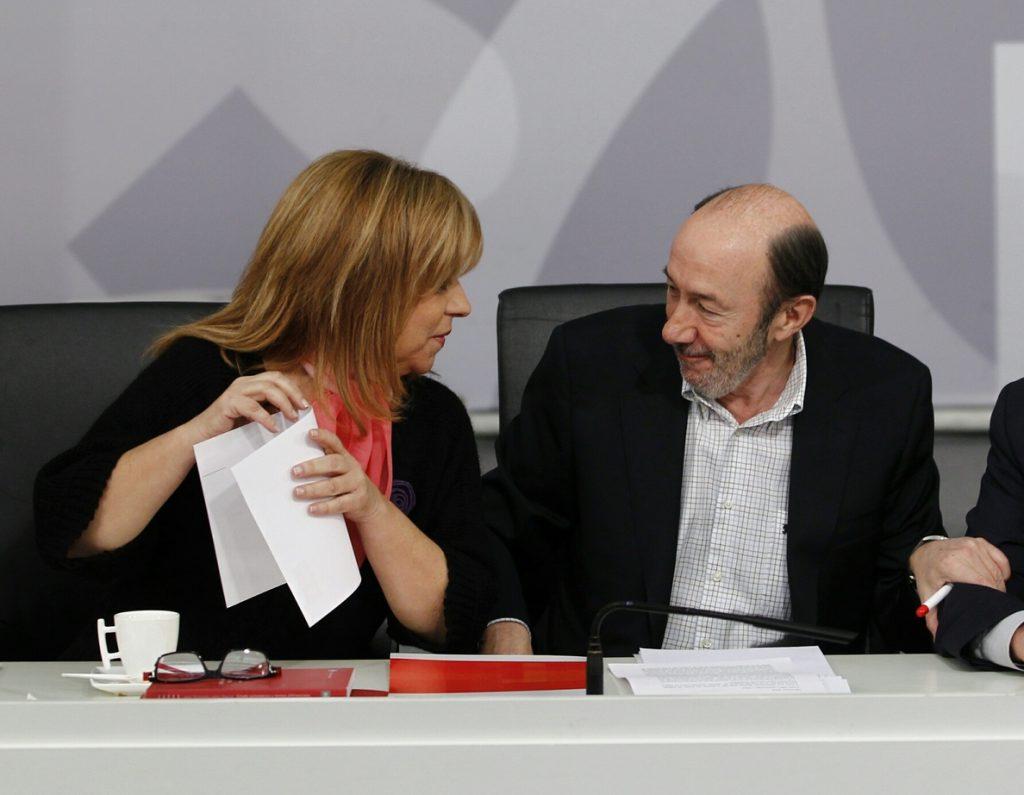 Rubalcaba critica que la Escuela de Gobierno de Pedro Sánchez buscaba la unidad mientras el PSOE vetaba a Valenciano