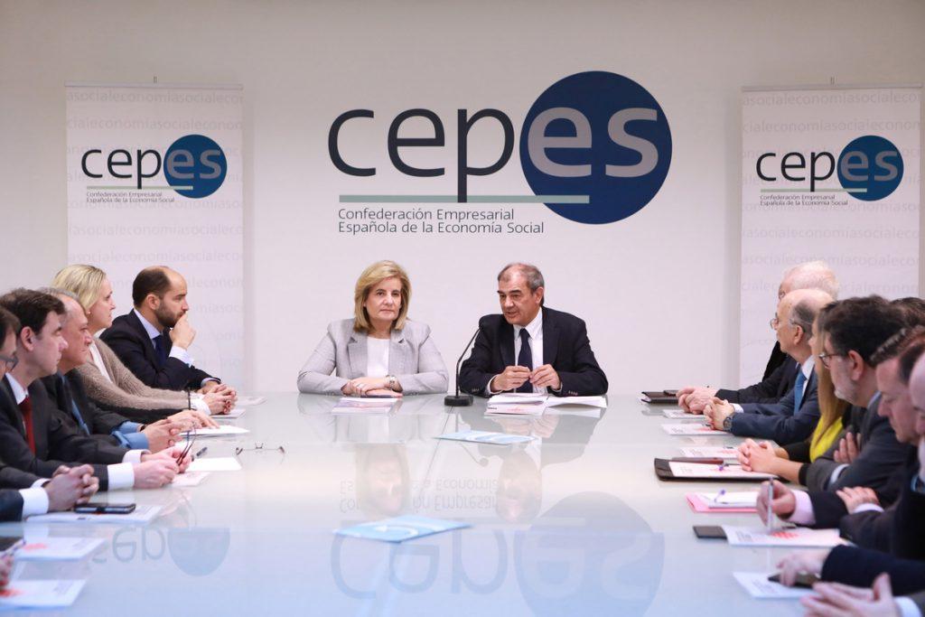 (AMP) La economía social crea 3.100 nuevas empresas y genera 6.000 empleos y 160.000 millones de euros