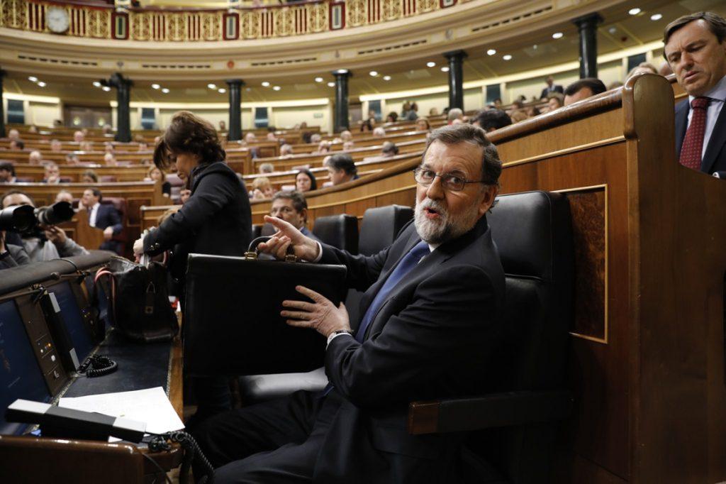 El Congreso pide celebrar en abril el Debate sobre el estado de la Nación, con el voto en contra del PP