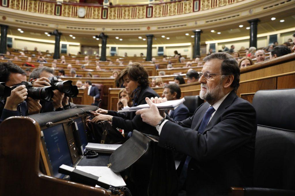 El Congreso da el primer paso para controlar a los gobiernos en funciones, con la única oposición del PP