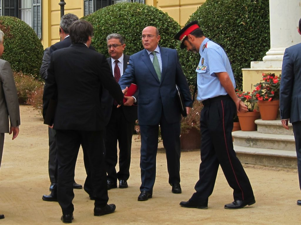 PDeCAT quiere que Rajoy explique mañana al Congreso el ascenso del guardia civil «responsable de la violencia» del 1-O