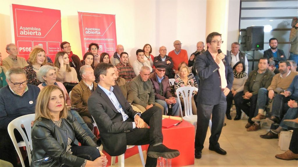 Pedro Sánchez pide que los refuerzos policiales en La Línea (Cádiz) «no se vayan pasada la actualidad mediática»