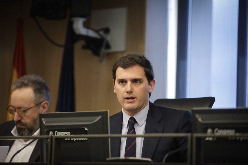 Rivera insiste al PP en que cumpla lo acordado porque solo así Ciudadanos apoyará los Presupuestos de 2018