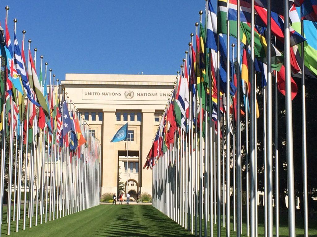 Serret dice en la ONU que el Estado trata «peor» al soberanismo que a ETA en su día