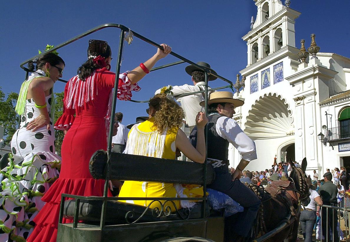 Visitante Ermita del Rocío gana 17 millones del extraordinario de la ONCE