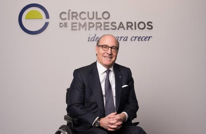 John de Zulueta es nombrado nuevo presidente del Círculo de Empresarios en sustitución de Vega de Seoane