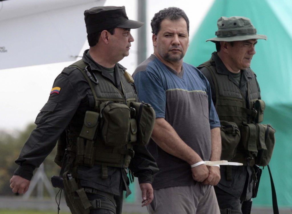 Colombia confirma la extradición del exjefe paramilitar alias «Don Mario» a EE.UU.