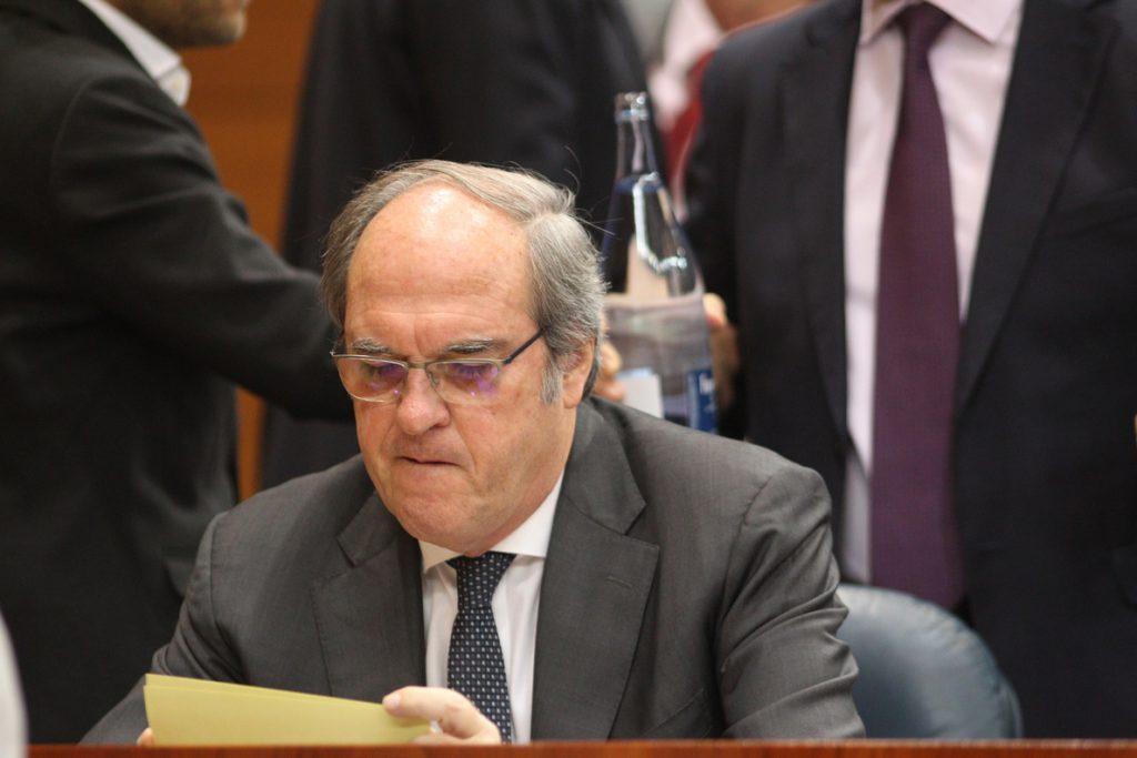 Gabilondo ve «insuficientes» las aclaraciones del rector de la URJC: «demasiadas contradicciones y lagunas»