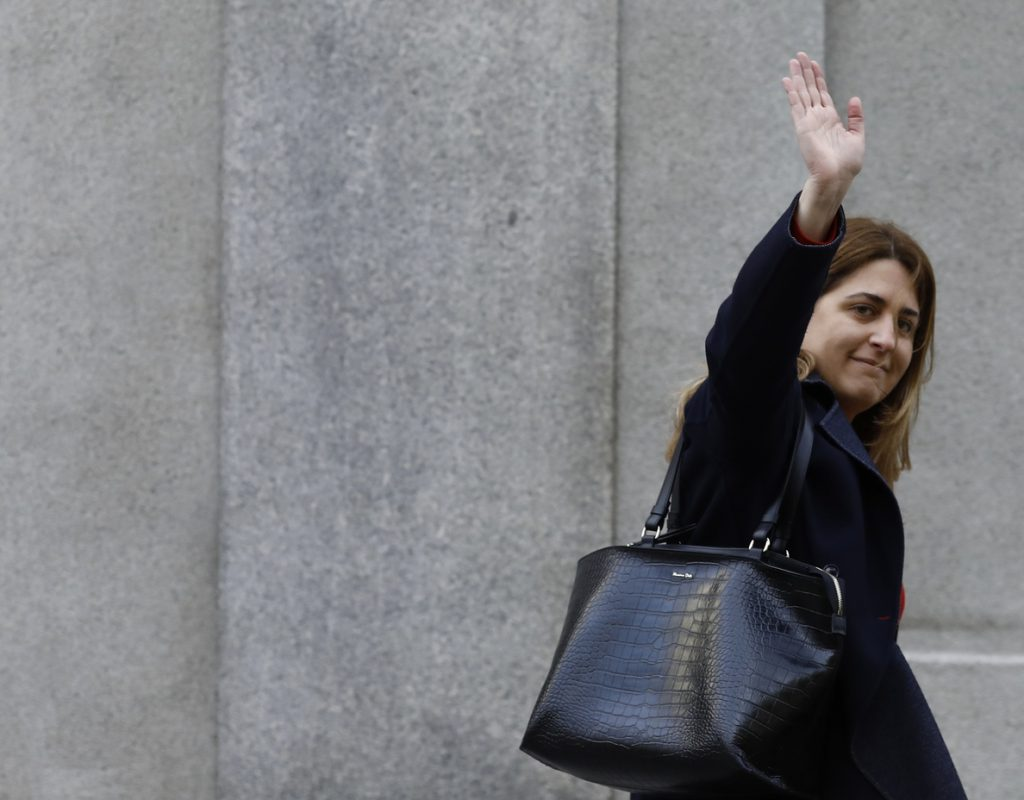 Marta Pascal le dijo al juez del Supremo que intentó convencer a Puigdemont de que convocara elecciones