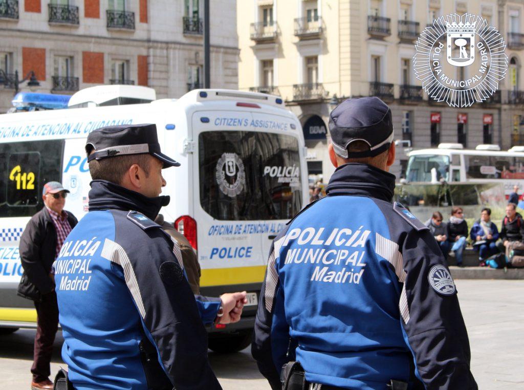PP y Ciudadanos trasladan su apoyo a los policías municipales heridos en Lavapiés esta tarde y llaman a la calma