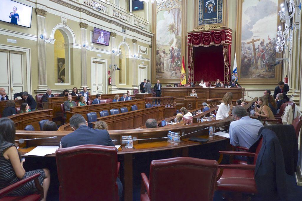 PSOE, Podemos y NC instan a cerrar la reforma electoral en Canarias siguiendo el consenso de la comisión de estudio