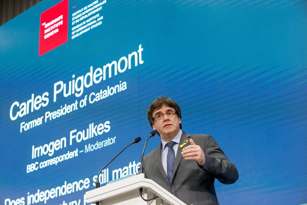 El Tribunal Supremo pedirá la detención internacional de Puigdemont si no acude el viernes