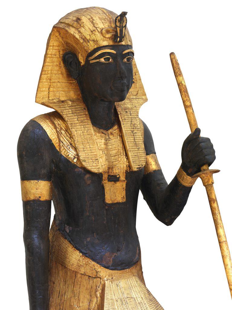 Los Ángeles acoge una exposición con más de 150 objetos de la tumba de Tutankamón