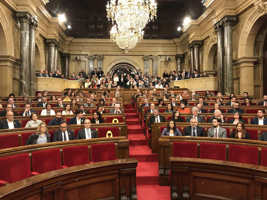 Eduard Pujol afirma que JxCat no desfallecerá buscando la unidad del soberanismo